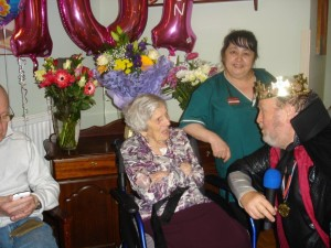 101st Birthday at Charnley House