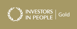 Charnley House has Investors in People Gold